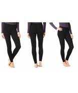 32 Degrees HEAT Women's Base Layer Legging Pant Medium Weight Small Medi... - $8.76