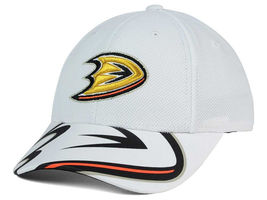 NEW NHL Anaheim Ducks Reebok Draft Flex Fit Cap SIZE S/M - $5.00