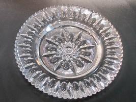 ABP cut glass under plate American brilliant - $148.32