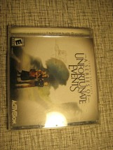 A Series of Unfortunate Events Activision Game 2004 CDROM for PC  - $9.25