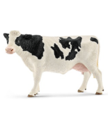 # Holstein Cow realistic farm 13797  Schleich Anywheres a Playground<> - $12.13