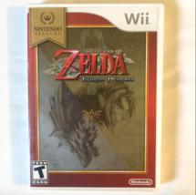 The Legend of Zelda: Twilight Princess Nintendo Wii 2006 Tested Working ... - $15.99