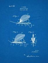 Artificial Fish Bait Patent Print - Blueprint - $7.95+