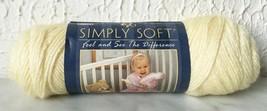 Caron Simply Soft Medium Weight Acrylic Yarn - 1 Skein Color Fisherman #2603 - $6.60