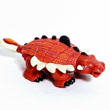 Imaginext Dinosaurs Basher Anklyosaurus H0048 Fisher Price 2004 - $5.94