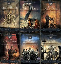 KNIGHTS OF ARRENTHREA Series by Chuck Black PAPERBACK Collection Set Boo... - $45.99