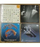 Record Album Qty 4 Steven Miller Accept Folk Sampler Special Forces - $21.04