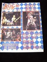 Rock Pop #92 May 1984 Scorpions Def Leppard Queen Motley Crue Quiet Riot... - $16.99