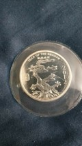 2012 1/2 Silver Round - Year Of The Dragon - $25.00