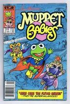 Muppet Babies #11 ORIGINAL Vintage 1987 Marvel Comics  - $9.49