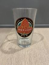 Chicago's Andersonville Hopleaf Beer Bar Pint Glass Craft Beer Mecca - $15.00