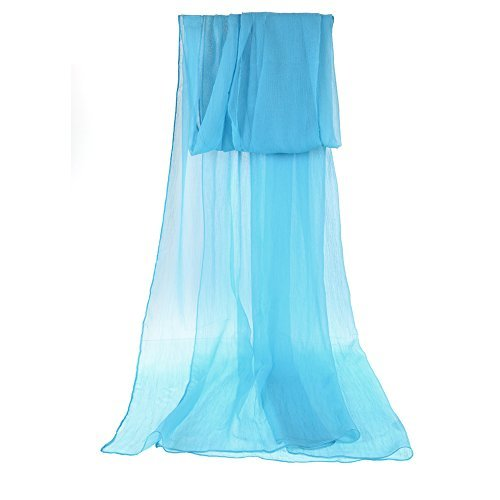 Women Scarf Plain lightweight Shawl Solid Wrap for Hair Evening Dresses Party