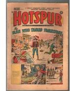 Hotspur #444 4/20/1968-tabloid format-comic thrills-Wyatt Earp-VG - $69.36