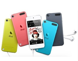 Apple iPod Touch 5th Generation 32 GB w/ Bluetooth MultiTouch MP4 Player... - $175.00
