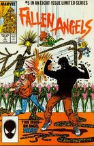 Fallen Angels #5 (5 of 8) [Comic] [Jan 01, 1987... - $1.95