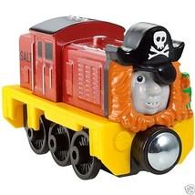 Fisher Price Pirate Locomotive Small Thomas Y Friends Metallic Waterproof - $147.04