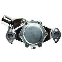 "GM SBC SWP 265 267 283 350 8-Blade Aluminum 5/8"" High Volume Chrome Water Pump image 8"