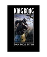 King Kong (DVD, 2006, Special Edition Anamorphic Widescreen) - $2.95