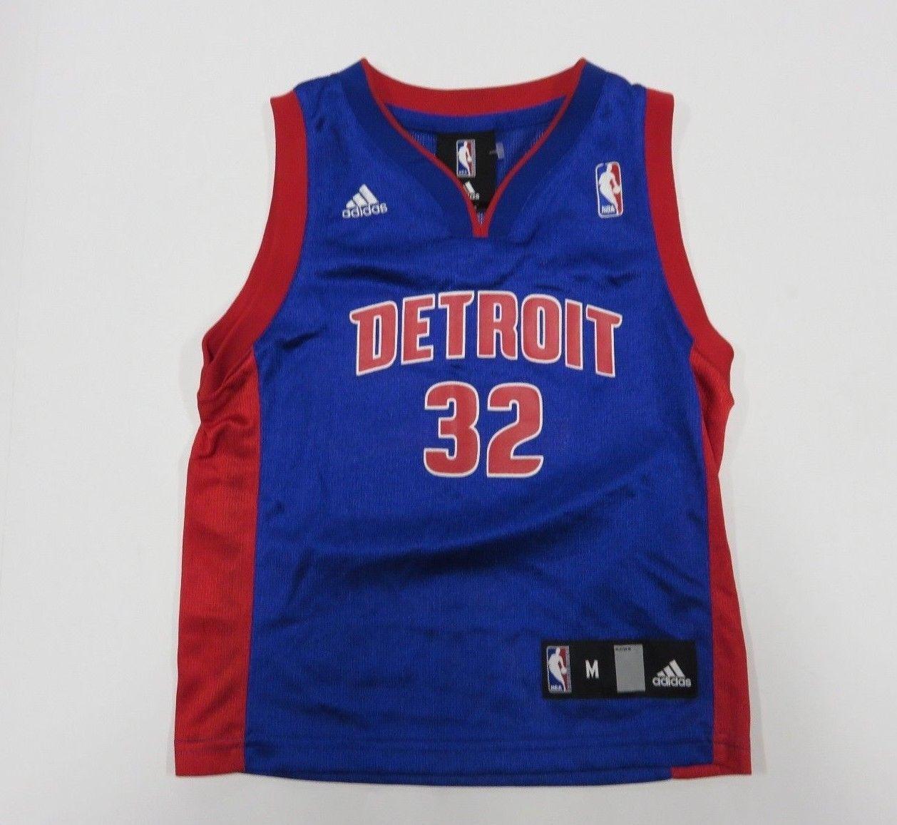 f4e874fdc Adidas NBA Detroit Pistons Richard Hamilton and 50 similar items
