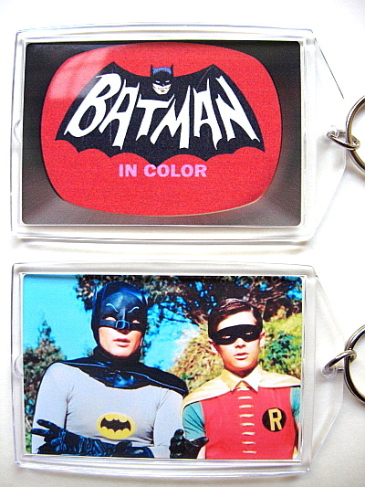 Batman keychain to post