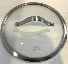 """Calphalon Silver and Glass Lid 9"""" Inner Diameter (2 Available) - $14.25"""