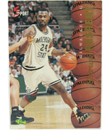 1995 Classic #7 Michigan State Spartans Shawn Respert - $1.53