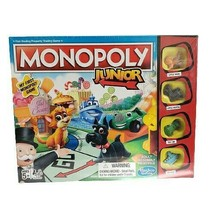Hasbro Monopoly Junior: My First Monopoly Game Jr Kids Board Game NEW - $24.18