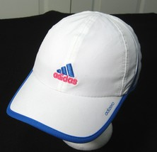 ADIDAS Womens Mens White Adizero Baseball Cap Hat (Adjustable Strapback)... - €11,45 EUR