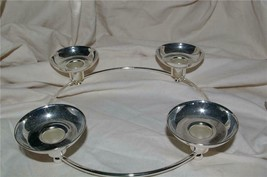 PartyLite Silver Century Party Lite ~ RETIRED ~ - $19.99
