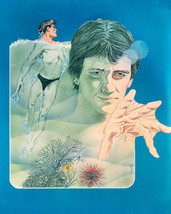 The Man From Atlantis Patrick Duffy 16x20 Canvas Giclee great TV artwork - $69.99
