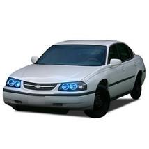 for Chevrolet Impala 00-05 Blue LED Halo kit for Headlights - $130.98