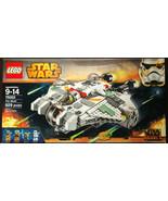 LEGO Star Wars 75053 Star Wars Rebels The Ghost – NIB! - $494.01