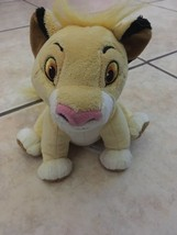 The Lion King Simba Disney Plush - $4.36