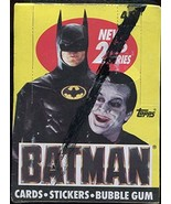 Batman Movie Trading Cards & Stickers Box Series 2 -36 Count - $21.99