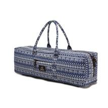 Canvas Elephant Yoga Mat Bag Large Capacity Gym Bag Sports Handbag Athle... - $842,24 MXN