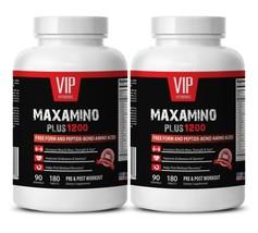 Amino acids combination - MAXAMINO PLUS 1200 2B- Bone strength supplements - $43.59