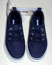 Gymboree Boys Navy Sneakers Tennis Shoes Size 9 NWT - $15.99