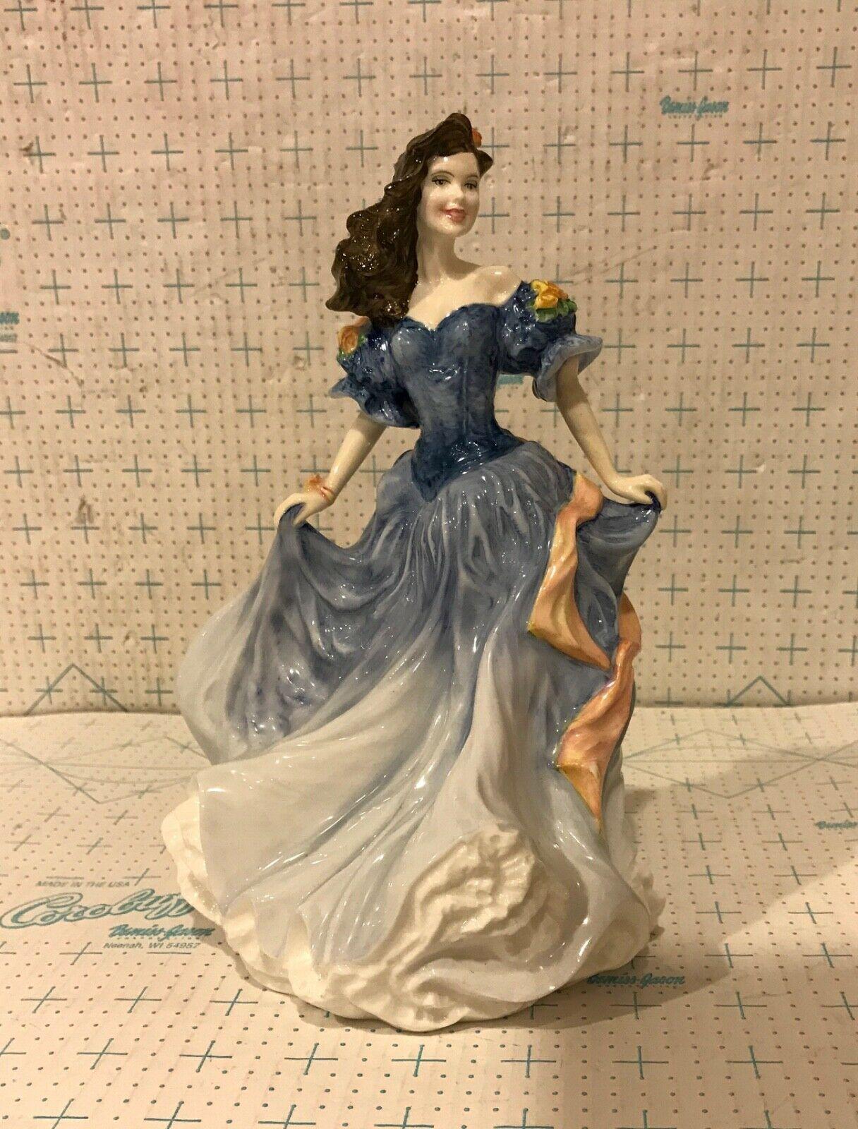 Royal Doulton Porcelain Figurine HN4041 Rebecca Figure of the Year 1998