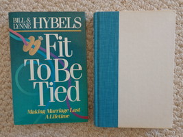 Book Fit To Be Tied (#1489) by Bill and Lynne Hybels - $4.99