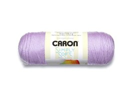 Caron Simply Soft Yarn in Orchid