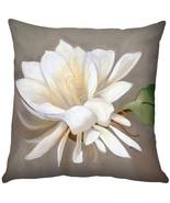 Pillow Decor - Cactus Flower Throw Pillow 20x20 SQ - $79.95