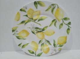 """(1) Mikasa Lemon 9"""" Salad Plate Bone China - $15.99"""