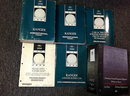 1998 Ford Ranger Truck Service Shop Repair Workshop Manual Set W PCED + ... - $237.59