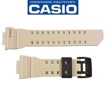 Genuine CASIO G'Mix  G-SHOCK Watch Band Strap GBA-400-7C Original White ... - $39.95