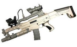 Scar Rifle Gun HTC Vive Controller Virtual Reality Game Shooting VR Atta... - $499.99