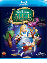 Disney Alice In Wonderland (Two-Disc 60th Anniversary Blu-ray)