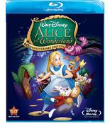 Disney Alice In Wonderland (Two-Disc 60th Anniversary Blu-ray) - $8.95
