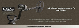 Garrett CSI PRO 5X8 Metal Detector - Evidence Recovery - Waterproof - $14.294,65 MXN