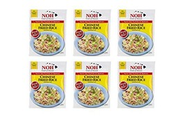 Noh Chinese Fried Rice Seasoning Mix 6 Pack, Total of 6oz - $31.85