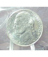 2002-P Jefferson Nickel BU With Full Steps In the Cello #0887 - $5.49